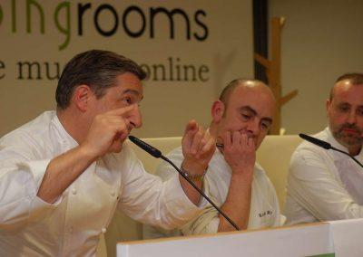 joan-roca_rodrigo-de-la-calle_koldo-rodero_congreso-verduras